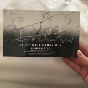 Morphe X Manny MUA Glam Palette NIB